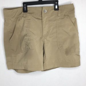 Columbia khaki shorts